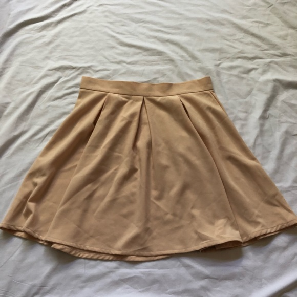 Johnny Was Dresses & Skirts - Love and Liberty nude skirt size Large